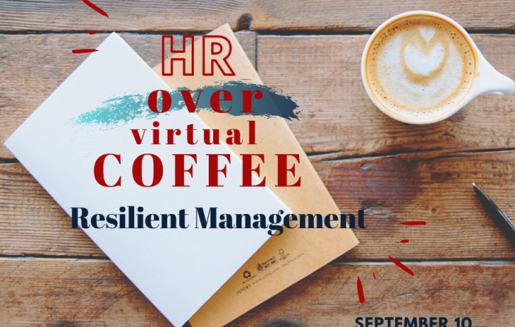 HR over virtual Coffee: Resilient ...
