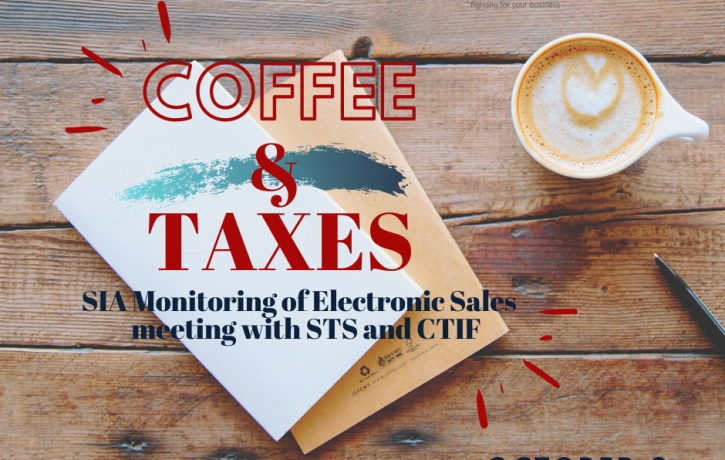Coffee &  Taxes: SIA Monitoring of Electronic ...