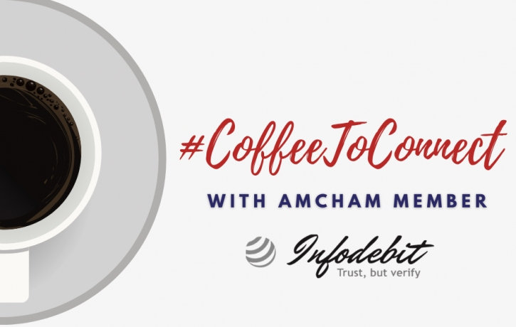 #CoffeetoConnect with AmCham Member